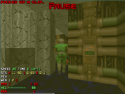 Doom2 map02 glide