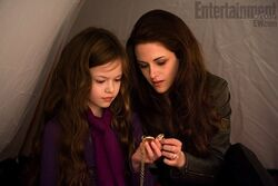 Renesmee&#39;s locket