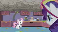 Sweetie Belle Smoke 1 S2E5