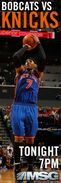 MSG Network&#39;s New York Knicks Basketball Video Promo For Monday Night, January 9, 2012