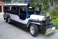Philippine jeepney