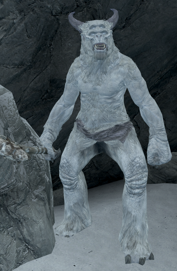 Ice Giant Skyrim - Pics about space