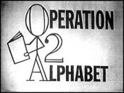 WFIL-TV's Operation Alphabet Video Open From 1964