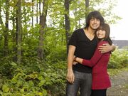 Mitchie Ans Shane Seen Camp Rock