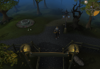 Emote clue Dance Draynor crossroads