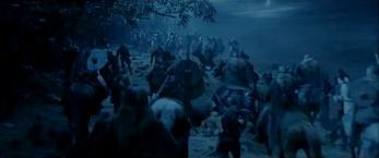 Attack at Fangorn