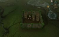 Emote clue Dance Lumbridge shack