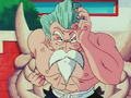 Roshi ready to fight