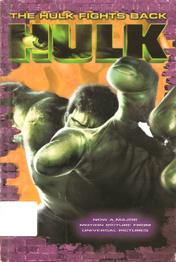 Hulk Fights Back