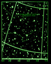 Spaceflight Chronology starchart 3