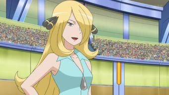 Gustos Pokémon EP752_Cynthia