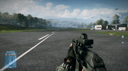 BF3 Red Dot Sight