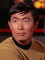 Hikaru Sulu 2267