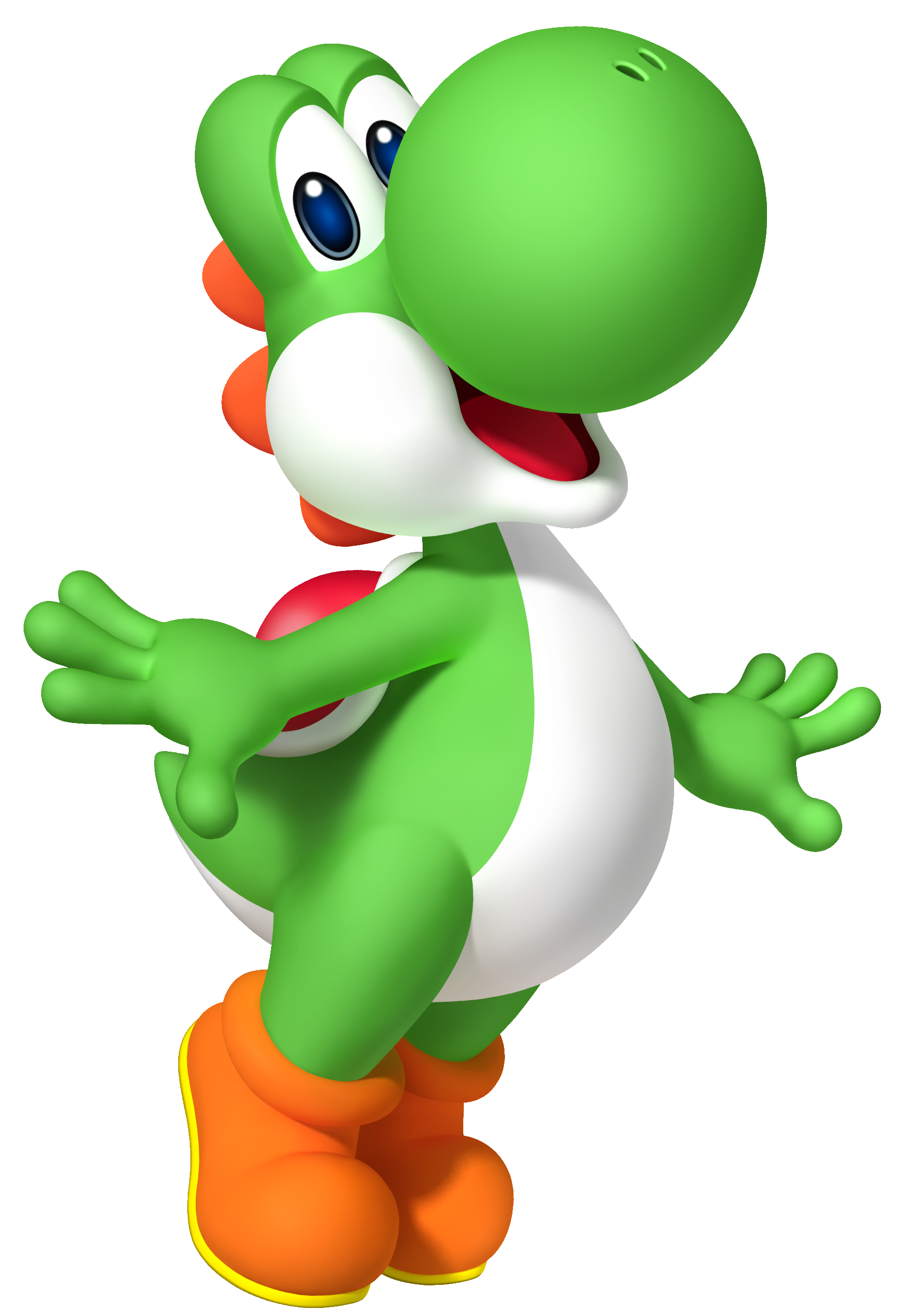 Yoshi - Yoshi Wiki, your #1 source for Yoshi information!