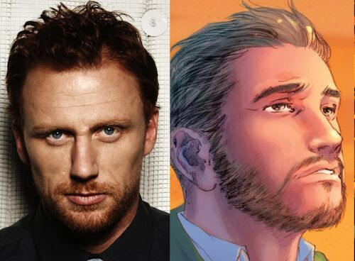 Kevin McKidd Tom Curry
