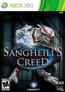 Sangheili's Creed Game Cover