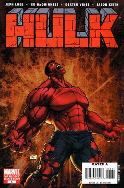 Red Hulk (Thaddeus Ross)