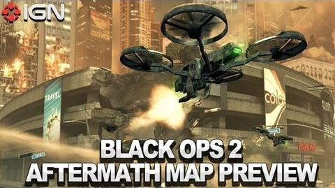 Aftermath Map Preview - Call of Duty Black Ops 2 Multiplayer