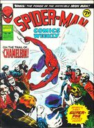 Spider-Man Comics Weekly Vol 1 99
