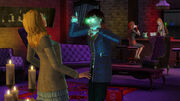TS3 Supernatural Vampire Curse