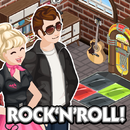 Sims Social - Promo Picture - 50's Rock'n'Roll Theme