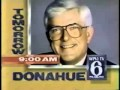 WPVI-TV's Donahue Video ID From 1991