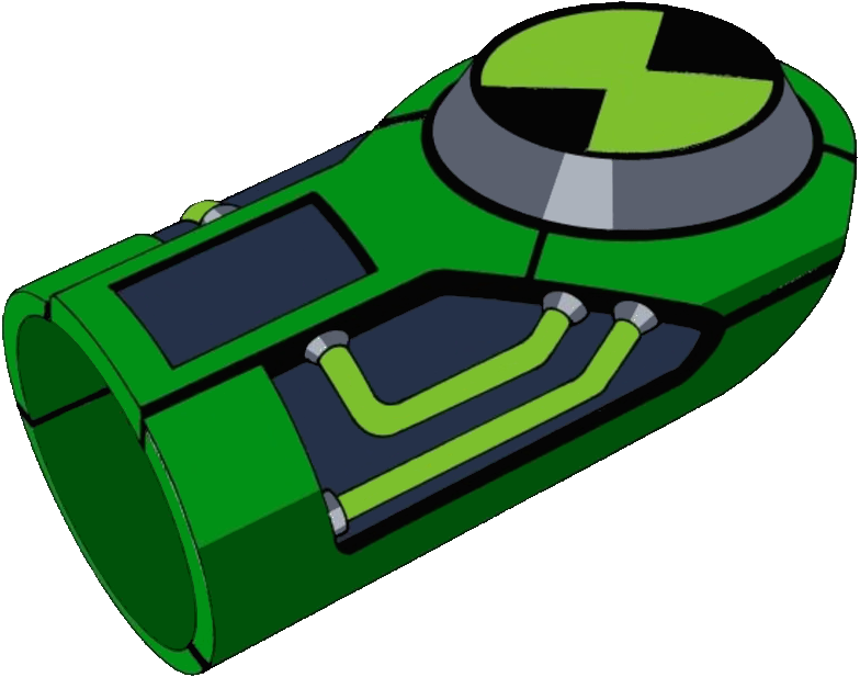 How To Draw Ben 10 Watch