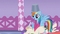 Rainbow Dash 'I love fun things' S1E14