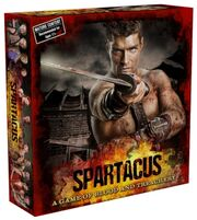 Spartacus Game Box GF9