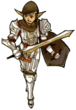 Paladin FFXI Ikeda Icon