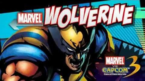 Marvel VS Capcom 3 Fate of the Worlds WOLVERINE trailer