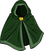 Greenhoodedcloak