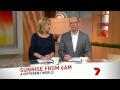 Australia's 7 News' Sunrise Video Promo For Friday Morning, September 3, 2010