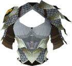 Armadyl body detail