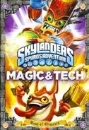 Magic & Tech cover