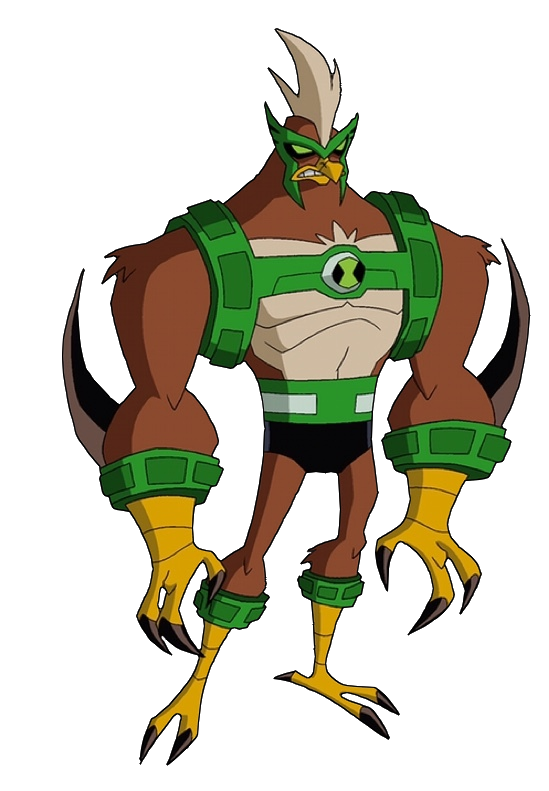 Kickin Hawk - Ben 10 Planet, the Ultimate Ben 10 Resource!