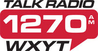 Talk 1270 WXYT logo