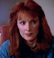 Beverly Crusher beta renner cloud