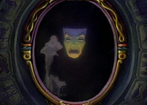 Le miroir magique wiki h ro nes disney for Blanche neige miroir miroir