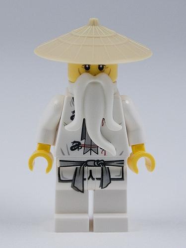 - Sensei ninjago ...