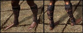 DA2 Sandals of the Mystic (light boots)