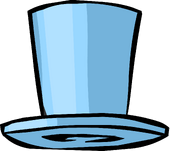 Blue Hat Pop