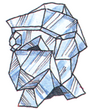 Diamond Helm FFIII Art