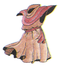 Mage Robe FFIII Art