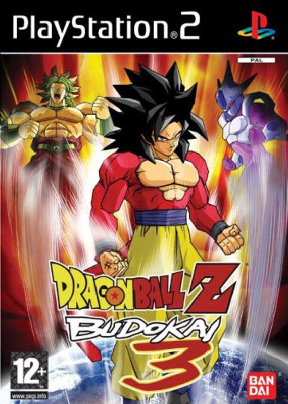 Top 5 juegos de Dragon Ball z [Propio]