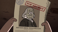 S1e8 female ben franklin