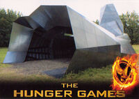 Cornucopia - The Hunger Games
