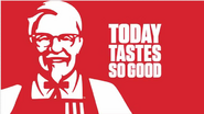 KFC New Slogan Since 2012