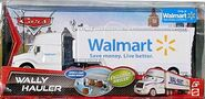 Wally hauler cars 2 hauler
