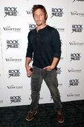 Reedus -Rock of Ages